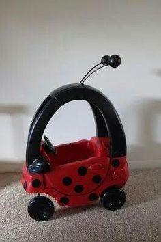 Ladybug car