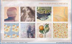 harmony - prints - stylesight