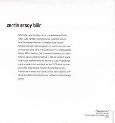 """Zerrin Ersoy Bilir """"ZAMANIN İZİNDE"""" Çağdaş Seramik Sergisi, 2012 (Erdinç Bakla archive)"""