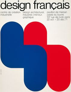 Design francais centre de creation industrielle design architectural industriel, interieur, graphique pavillon de marsan palais du louvre Paris