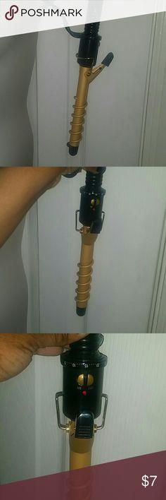 Conair Spiral Hair Curling Iron Spiral Curling iron Conair  Accessories
