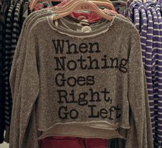 haha, funny shirt