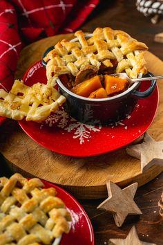 Kohl Steaks, Waffles, Cooking, Breakfast, Pot Pie, Blog, Vegetarian Christmas Dinner, Skinny Recipes, Fruit And Veg