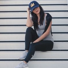 UC Berkeley Cal Hat Cal hat is dark blue, almost black with gold yellow lettering.  Condition: Used a few times. Only flaw is where stitch looks loose as pictured ✨Bundle and Save! Feel free to ask questions  Price Negotiable Make offers Other