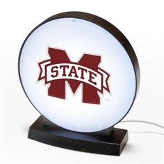 Mississippi State Bulldogs LED USB Logo Light  @Fanatics    #FanaticsWishList
