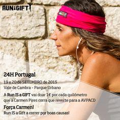 Run is a Gift > 19/20 Setembro 2015 @ Parque Urbano, Vale de Cambra