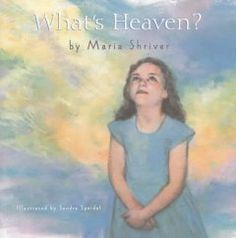 After her great-grandmother's death, a young girl learns about heaven by asking her mother all kinds of questions.