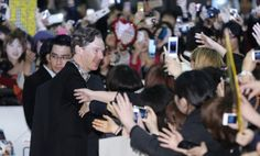 Benedict Cumberbatch experiences Star Trek fever in Japan | Radio Times