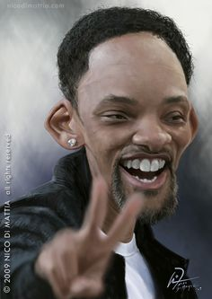[ Will Smith ] - artist: Nico DiMattia - website: http://nicodimattia.com/