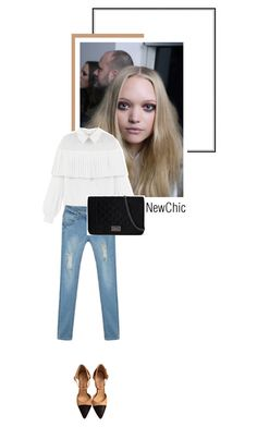 """""""Newchic"""" by s-thinks ❤ liked on Polyvore featuring Chanel"""