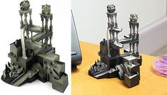 M.C. Escher Waterfall Sculpture – Don't Worry, The Laws Of The Universe Are Still Intact