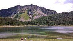 Palù Lake, Valtellina - One of the most beautiful lake on the Alps