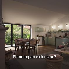 Extensions are a great way of bringing the outside in to your home. But, bi-fold doors bring less light into your extension than you might think. VELUX roof windows can bring in twice the daylight, transforming your living space with natural light and fresh air. Improve your indoor life with VELUX®.
