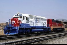 RailPictures.Net Photo: SP 7347 Southern Pacific Railroad EMD SD40 at Loma Linda, California by Craig Walker