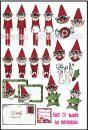 Shelf Elf bundle product from Melonheadz-Illustrations on TeachersNotebook.com