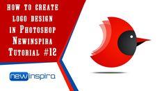 How to Create Logo Design in Photoshop Newinspira Tutorial 12