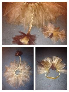Tutu with tail and a headband mane. Halloween Tutu Costumes, Baby Costumes, Halloween 2018, Halloween Ideas, Costume Ideas, Lion King Costume, Lion Mane, Safari Party, Wizard Of Oz
