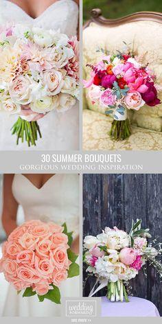 Wedding bouquets wedding bride weddingbouquet summerwedding