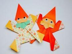 Pierrot origami