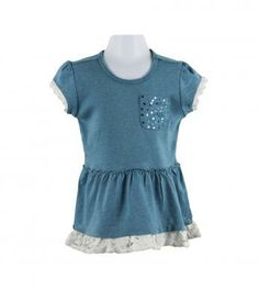 sequin pocket melange tunic - Naartjie Kids USA