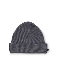 Logo-embroidered Ribbed Wool Beanie Off-white vvzlRt