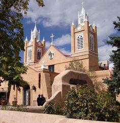 San Felipe de Neri Church (Albuqueque, New Mexico) | by courthouselover