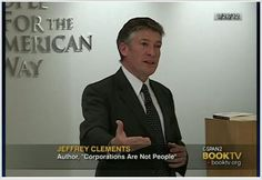 PFAW hosted this book talk about the Citizens United SCOTUS decision.  It is a great primer on the issue.