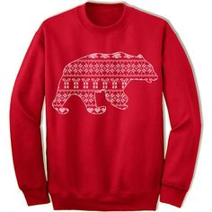 Christmas Bear Ugly Sweater. – Merry Christmas Sweaters