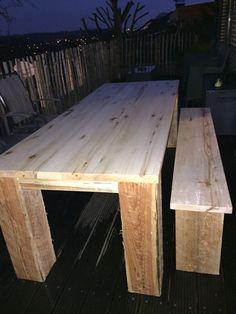 #OutOfOfficeTable #TimberCreation. www.timberbelgium.be