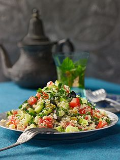 Taboulé, ein sehr leckeres Rezept aus der Kategorie Gemüse. Bewertungen: 117. Durchschnitt: Ø 4,3.