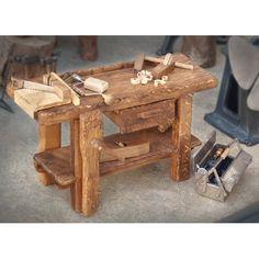 Muebles hechos a mano - Artesanos Felipe Royo. Miniaturas para Casas de Muñecas