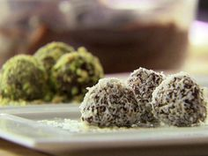 Get Sandra Lee's Spicy Chocolate Truffles Recipe from Food Network