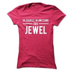 Team Jewel - Limited Edition - #pocket tee #tshirt sayings. CHECK PRICE => https://www.sunfrog.com/Names/Team-Jewel--Limited-Edition-szrikokjtw-Ladies.html?68278