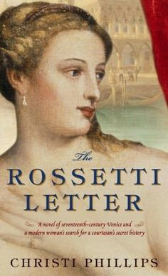 Author: Christi Phillips Title: The Rossetti Letter