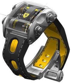 Ferrari concept watch
