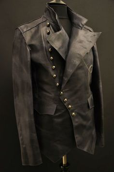 Steampunk aesthetic and Menswear - Male Channel