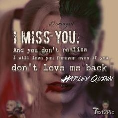 relationship stories Harley Q And Mr J Joker Harley And Joker Love, Joker Y Harley Quinn, Harley Quinn Tattoo, Joker Joker, Someone Special Quotes, Missing Someone Quotes, Harly Quinn Quotes, Dark Love Quotes, Hearly Quinn