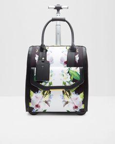 Forget Me Not travel bag - Black | Bags | Ted Baker