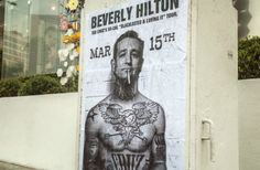 Why are These Badass Posters of Ted Cruz Popping up Around LA?