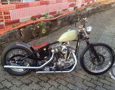 Custom Ironhead