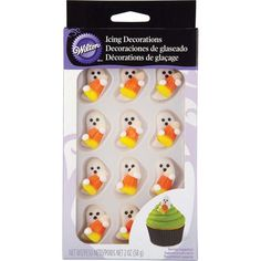 Halloween Ghost Candy Decorations