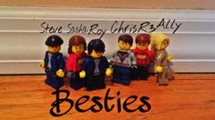 A new series that's gonna take place while I film Tbd...besties!  Sneak Peak: Chris is a regular guy with a group of friends in school. His best friends are Ally R3 Roy Steve and Sasha (tbd characters!) These characters have to face the fears of High School and crazy events. These consists of heartbreaks and bullies... by legoacorn
