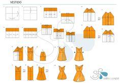 #ClippedOnIssuu from origami dress
