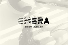 Ombra | italian restaurant in Australia | branding + web (2013) | by Yonoh Estudio Creativo Shadow Logo, Cafe Logo, Cafe Bar, Cabaret, Creative Studio, Restaurant Bar, Branding, Australia, Interior