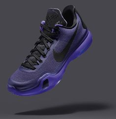 premium selection f3608 edac1 Nike Kobe X