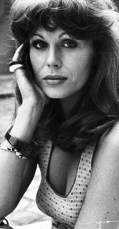 "Joanna Lumley of ""Coronation Street,"" 1973  Eurydice Colette Clytemnestra Bathsheba Dido Rabelais Patricia Cocteau Stone WAS ON ""CORRIE?"""