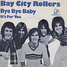 # Bay City Rollers, Music Covers, Album Covers, Vera Lynn, Bye Bye Baby, Big Songs, Star Wars, 80s Music, Glam Rock