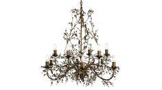 Hanglamp Almandite 24912-12BR
