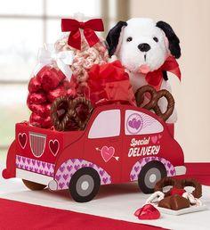 Send Bundle of Joys with Valentine's Day Gift Baskets ...