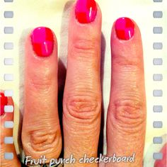 An easy Shellac self manicure.